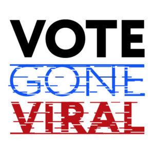 Vote Gone Viral logo